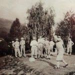 Abierto de Italia de golf - foto de archivo