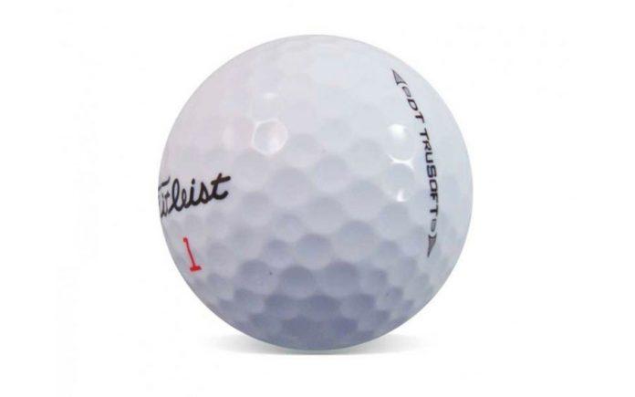 Titleist DT Trusoft - mundogolf.golf