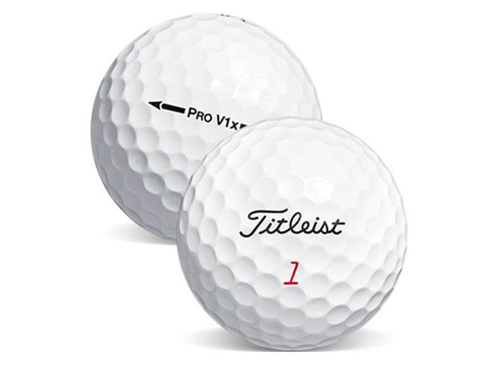 Titleist Pro V1x - la bola preferida de los profesionales - MundoGolf.golf