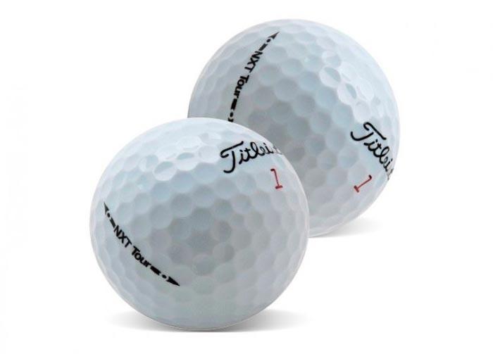 Bolas de golf recuperadas Titleist NXT Tour - artículo patrocinado or TuBola.com