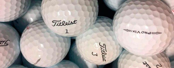 El mercado de las bolas de golf recuperadas   MundoGolf.golf