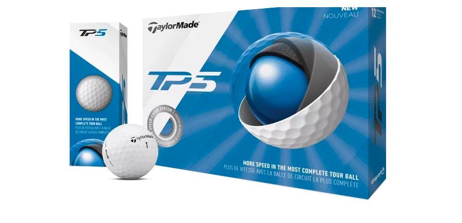 Taylor Made Penta TP5 - creada para jugadores profesionales | MundoGolf.golf