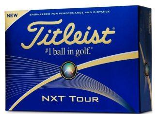 Titleist NXT Tour - bola de golf ideal para jugadores novatos