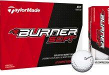 Taylor Made Burner - poderosa y versátil bola