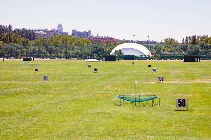 Campo de prácticas golf Villa de Madrid   MundoGolf.golf