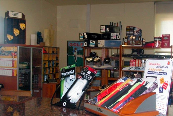Tienda Entrepinos Golf en Valladolid  MundoGolf.golf