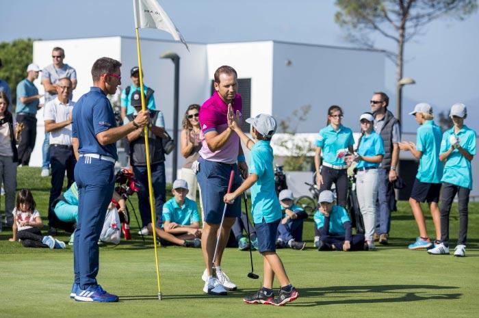 Academia Sergio García - PGA Golf de Catalunya
