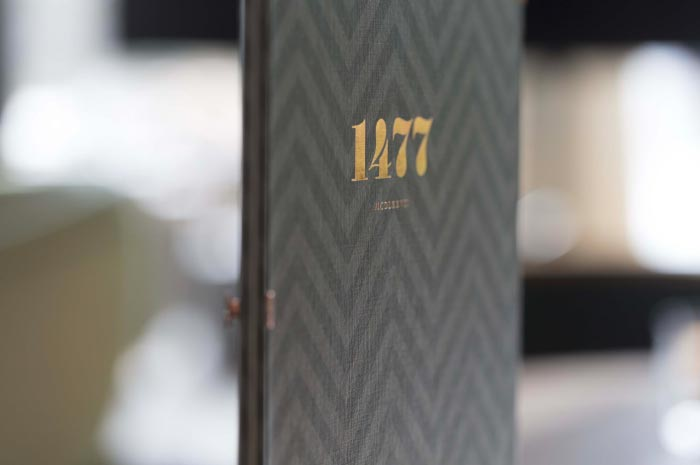 Restaurante 1477 - PGA Golf de Catalunya