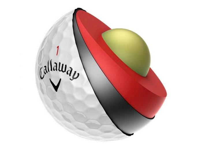 Capas de una bola de golf | MunfoGolf.golf