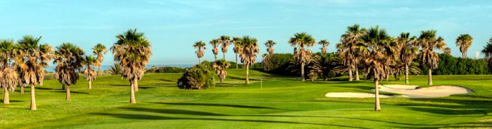 Logotipo Costa Ballena Ocean Golf Club - Rota (Cádiz)