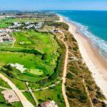 Impresionante vista del Costa Ballena Ocean Golf Club