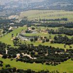 Vista cenital Montenmedio Golf y Country Club | MundoGolf.golf