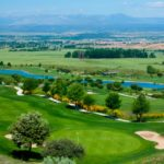 Espectacular vista del Club de golf Retamares en Madrid ▷ MundoGolf.golf