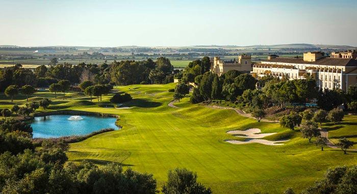 Campo de golf del Montecastillo Hotel & Golf Resort