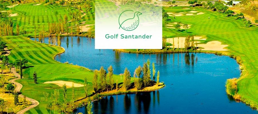 Golf Santander - 18 hoyos en Madrid | MundoGolf.golf