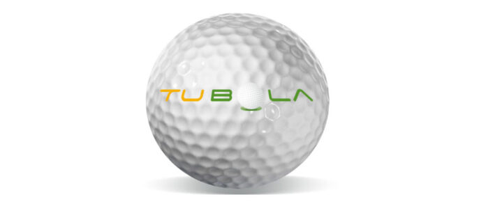 Bola de golf - artículo patrocinado por TuBola.com