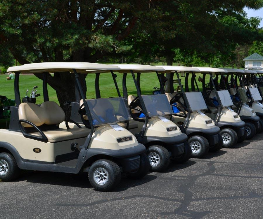 Carros y carritos eléctricos de golf → MundoGolf.golf