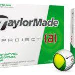 Bolas de golf TaylorMade Project (a) → MundoGolf.golf