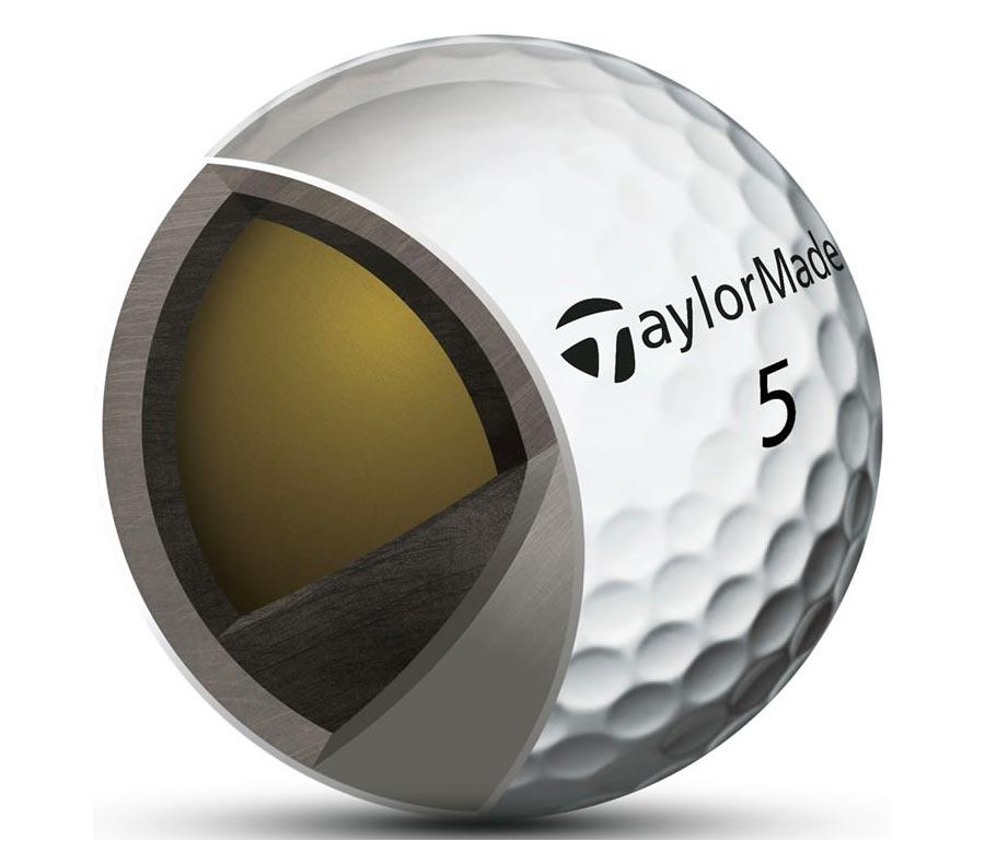 Capas de la bola de golf TaylorMade Tour Preferred → MundoGolf.golf
