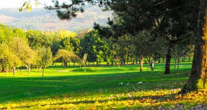Hoyo El Recodo - Real Club de Golf de Castiello