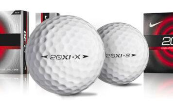 Nike 20XI - la bola de golf ideal para cubrir grandes distancias