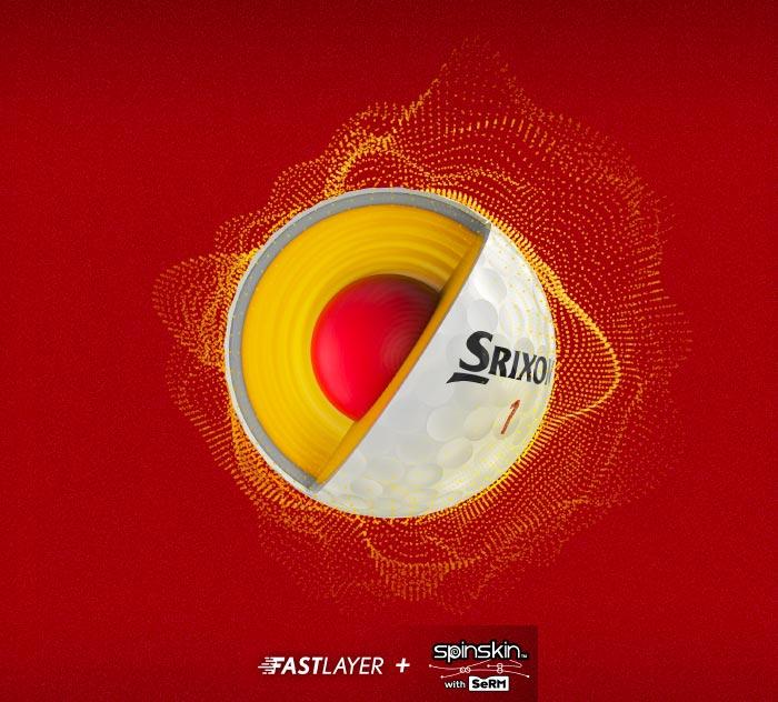 Srixon Z STAR con tecnología FastLayer > MundoGolf.golf