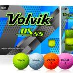 Bolas de golf Volvik DS 55 → MundoGolf.golf