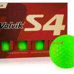 Bolas de golf Volvik Vivid S4 → MundoGolf.golf