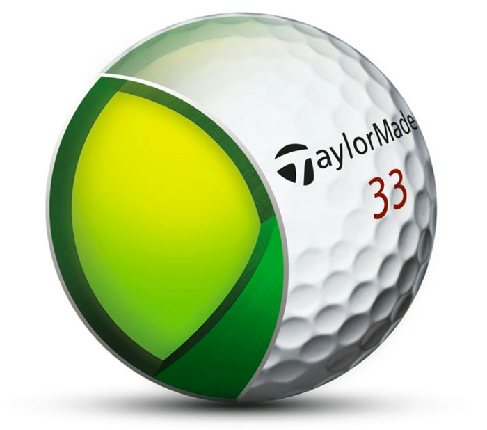 Bola de golf TaylorMade Project(a)