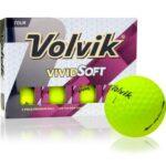 Bolas de golf Volvik Vivid Soft → MundoGolf.golf