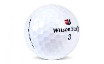 Wilson Staff DX2 - la pelota de golf más blanda del mundo → MundoGolf.golf
