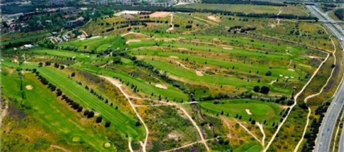 Campo de golf Barberán y Collar → Base Aérea de Cuatro Vientos → Madrid