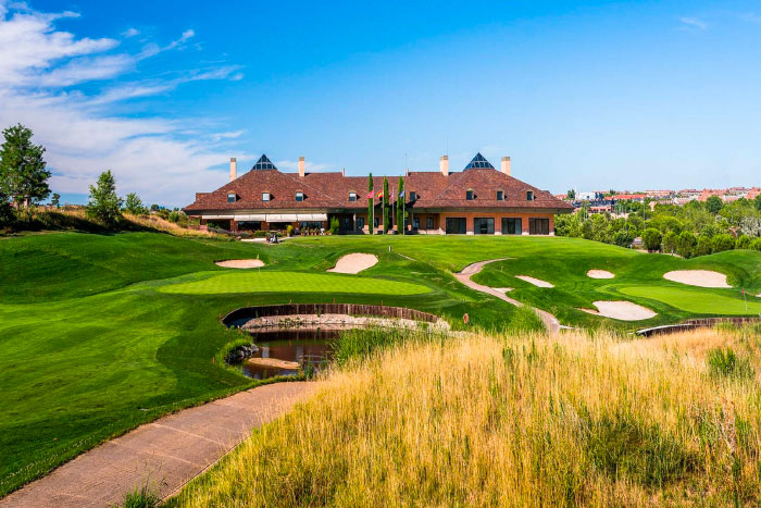 Campo de golf - Centro Nacional de Golf → MundoGolf.golf