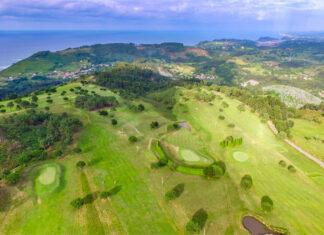 Campo de golf - La Rasa de Berbes (Ribadesella)
