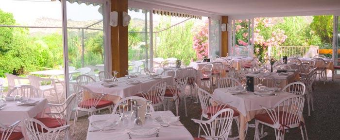 Restaurante del Club de golf Las Matas - NCGM - Madrid | MundoGolf.golf
