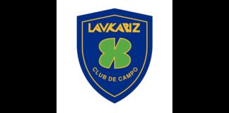 Isologotipo - Escudo Laukariz Golf - Club de Campo