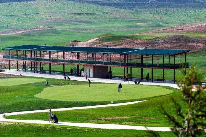 Campo de Golf de Logroño →