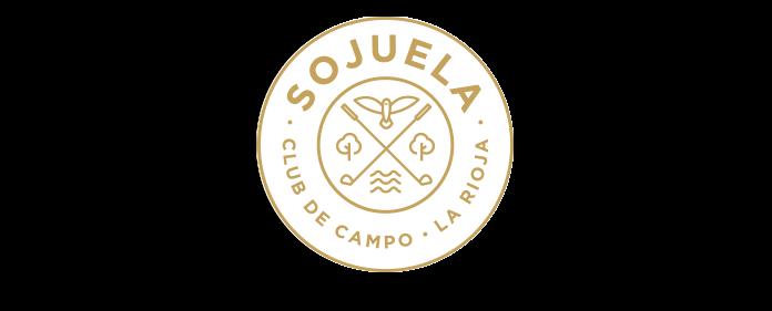 Isologotipo escudo Club de Golf Sojuela → Logroño