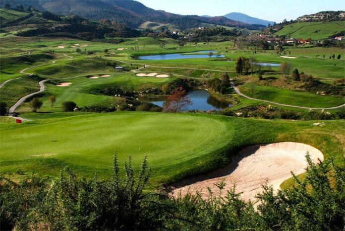 Meaztegui Golf Club está ubicado en Bizkaia