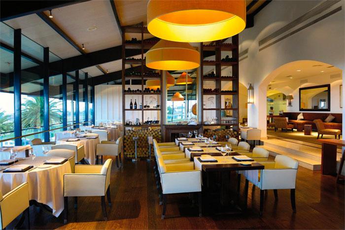 Restaurante club de golf Bonmont