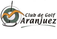 Isologotipo Club de Golf de Aranjuez