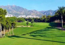 Torrequebrada Golf Club en la costa del sol